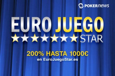 Eurojuegostar.es te ofrece 5 nuevos freerolls y uno en exclusiva con PokerNews
