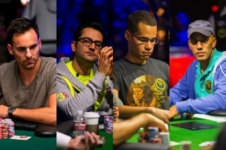 Bill Perkins é o Chip Leader do $111,111 One Drop com 4 em Jogo