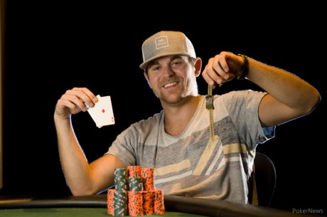 Fourth Time's the Charm: Marco Johnson Finally Claims First Career WSOP Bracelet