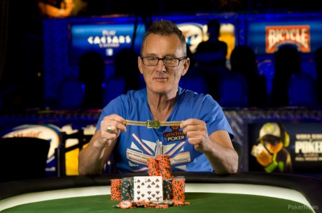 Barny Boatman and Brandon Wong Join Exclusive Club of WSOP Bracelet Winners