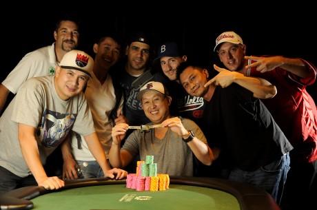 Brandon Wong Vence o Event #50: $2,500 10-Game Mix (6-max)