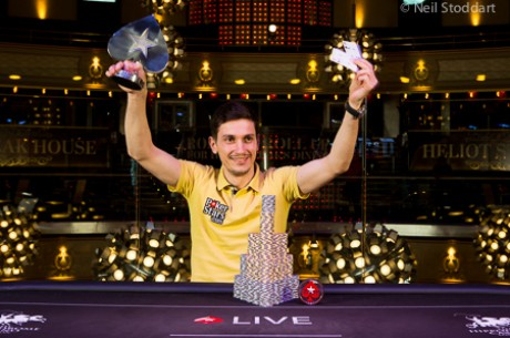Gabriel Dragomir Wins the UKIPT Series2 for £16,480