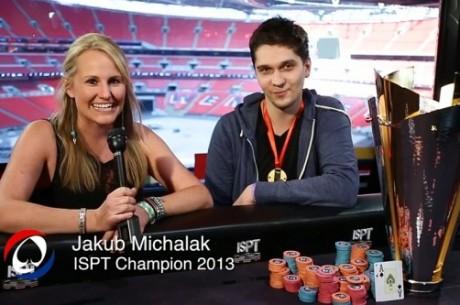 Głośno o rekordowej wygranej Michalaka na Wembley