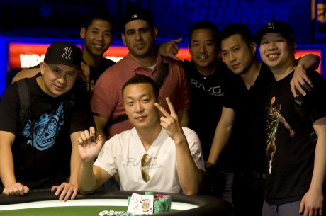 Steve Sung Venceu o Evento #52: $25,000 No-Limit Hold'em 6-máx
