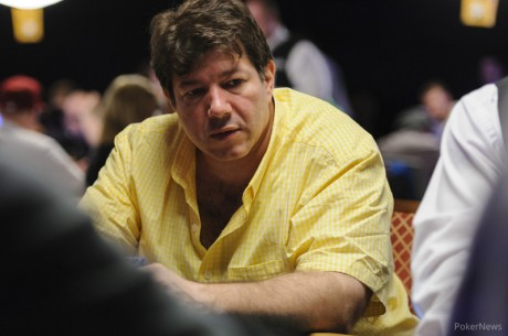 Benyamine Leads $50K Poker Players' Championship with 78 Left; Ivey and Hellmuth Fall