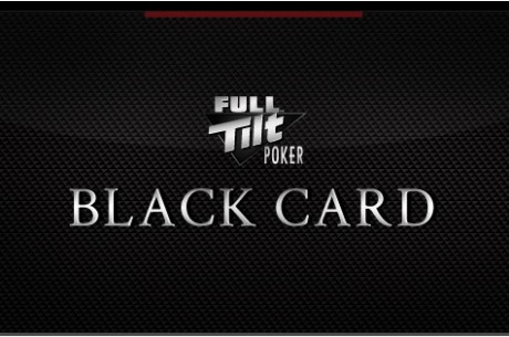 """Black Card"" sugrįžta į Full Tilt Poker"