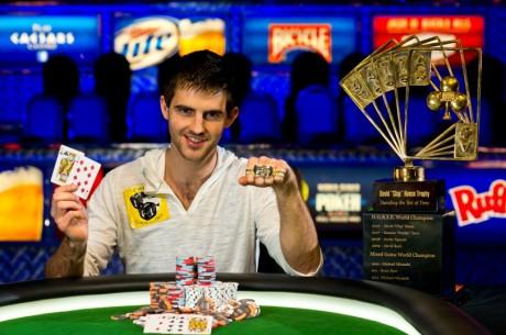 Pokkeri MM-i prestiižseima turniiri võitis inglane