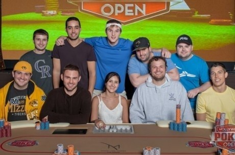 Ана Маркез виграла Hollywood Poker Open і отримала $ 320,000...