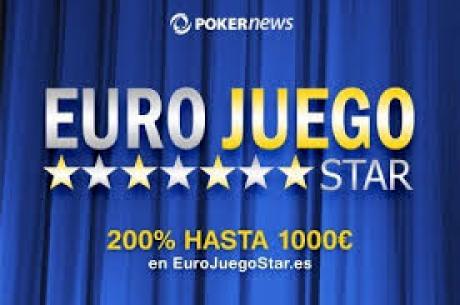 Eurojuegostar.es copa del Rake 2.000€ mensuales