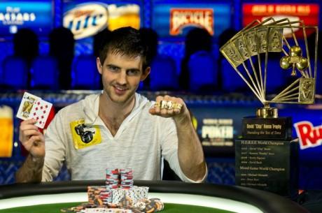 Метт Ештон виграв чемпіонат гравців