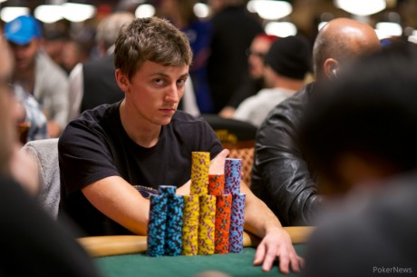 Nick Schwarmann Tops Day 2A/B Field at 2013 WSOP Main Event; Merson and Brunson Thrive