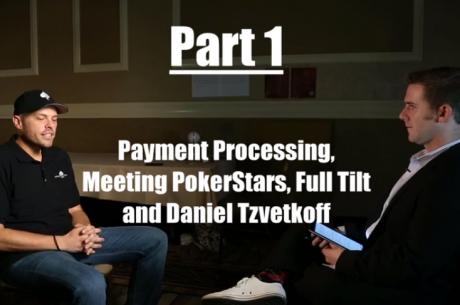 Chad Elie Exkluzivně, Díl 1.: Svět zpracovávání online pokerových plateb pod lupou