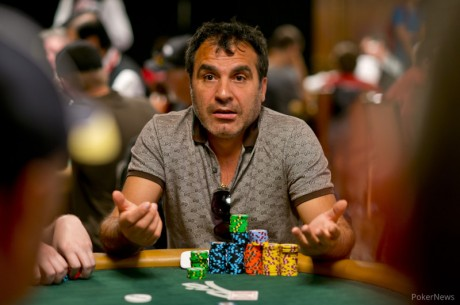 Five-Way All In Highlights Most Interesting Hands from Day 1 of WSOP Main Event