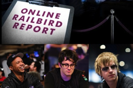 The Return of the Online Railbird Report: Six Weeks of High-Stakes Action