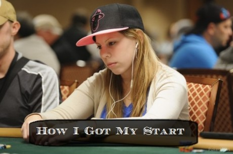 """How I got my Start in Poker"": Loni Harwood, 23, New York"