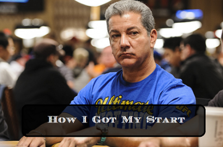 """How I got my Start in Poker"": Bruce Buffer, 56, Oklahoma"