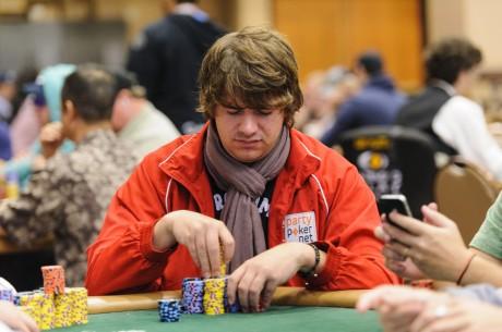 2013 WSOP Main Event Tag 4: Jon Lane vorne, Rettenmaier weiter