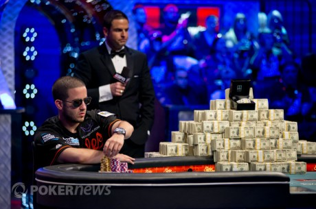 A Year-by-Year Look at Greg Merson's WSOP Main Event Runs