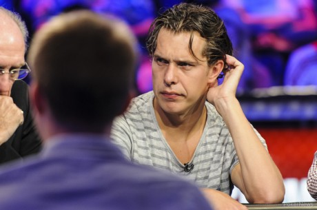 WSOP Main Event Dag 6: Jorn Walthaus & Michiel Brummelhuis short naar Dag 7