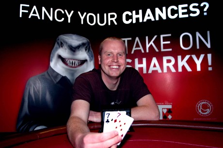 David Tighe Won the 2013 GUKPT Walsall Main Event