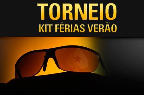 Torneio Kit Férias de Verão Amanhã às 21:00 na PokerStars