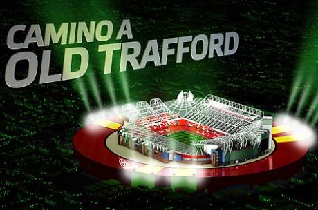 Road to Old Trafford con PartyPoker logra la gloria en el teatro de los sueños