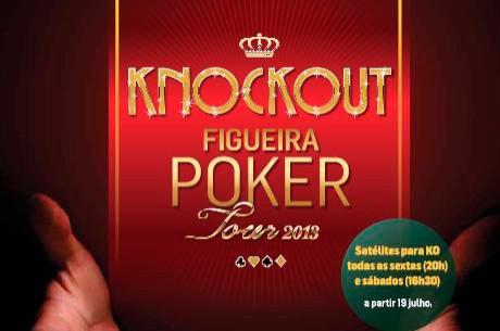 Poker de Volta à Figueira da Foz com o KO Figueira Poker Tour