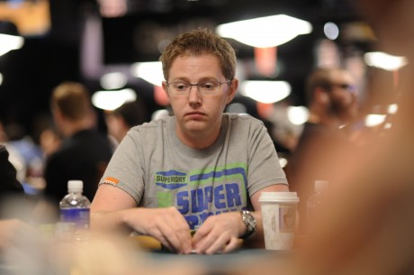 Daniel Cates Challenges Ben Grundy to Heads-Up For Rolls
