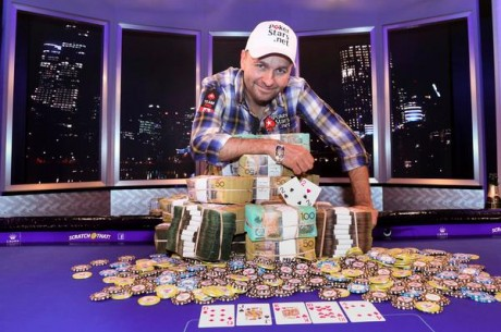 The WSOP on ESPN: Negreanu Highlights 2013 APAC Broadcast