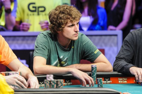 2013 WSOP November Nine: Ryan Riess