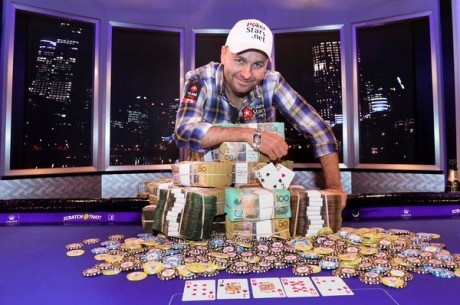 WSOP on TSN: Negreanu Highlights 2013 APAC Broadcast