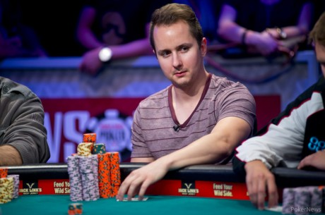 2013 WSOP November Nine: Marc McLaughlin