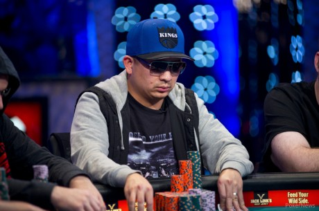 2013 WSOP November Nine: JC Tran