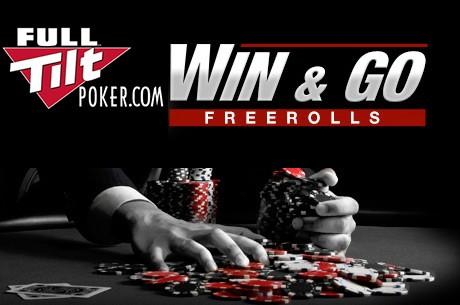 Win & Go Freerolls na Full Tilt Poker