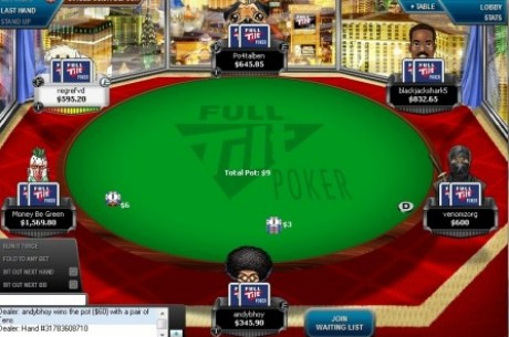Benefits Boosted for Online Players at Full Tilt Poker's UKIPT Galway Festival