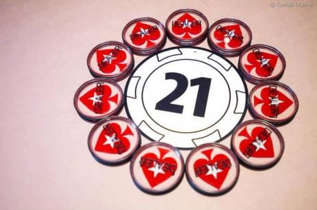 Нов рекорд и 48 българи в Ден 2 на Eureka Poker Tour България...