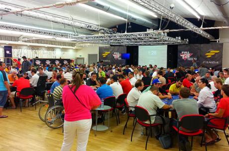 Poker Festival Pardubice 2013 odstartoval ve velkém stylu