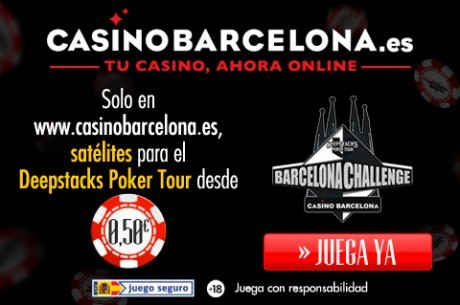 """Rumbo Poker In"" con CasinoBarcelona.es"
