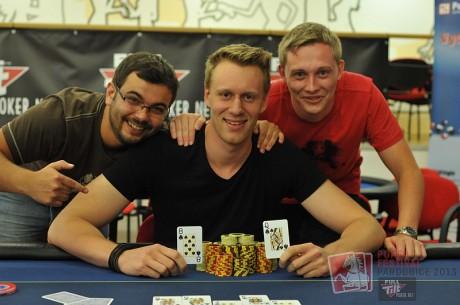 PFP 2013: Týmovou soutěž ovládli němečtí NudelGrinders
