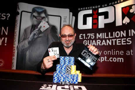 David Lloyd Wins the 2013 GUKPT Brighton Main Event