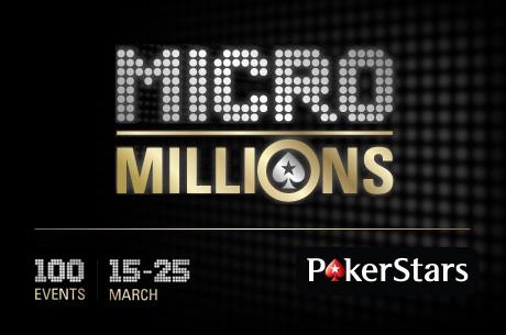 """""""Stygher"""" выиграл самый большой мейн-ивент серии MicroMillions в истории PokerStars"""