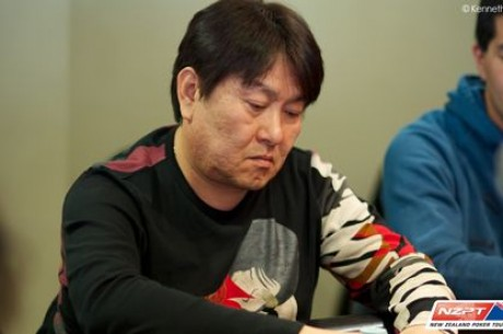 2013 PokerStars.net ANZPT Queenstown Snowfest: Michael Chon Leads After Short Day 1a