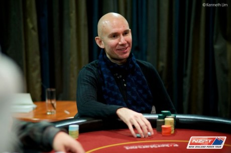 2013 PokerStars.net ANZPT Queenstown Snowfest: Daniel Laidlaw Tops Day 1b Field