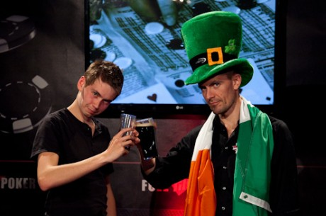 Gus Hansen Wins Big at the Full Tilt Poker Galway Festival; More Preliminary Results