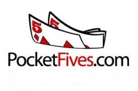 Оновлення рейтингу PocketFives: боротьба cal42688 vs. pessagno...