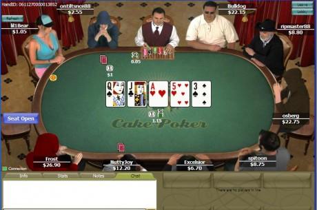Сеть Cake Poker стала называться Win Cake