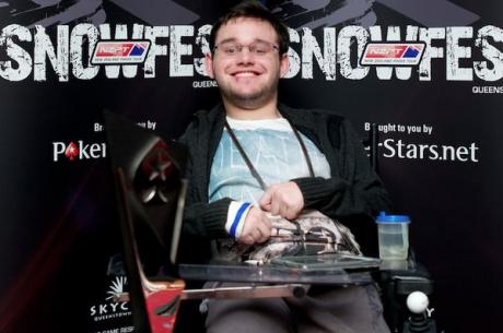 Jonathan Bredin vítězem 2013 PokerStars.net ANZPT Queenstown Snowfest