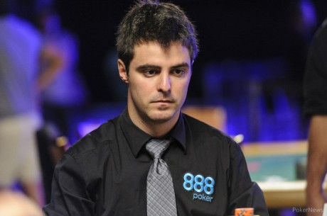 Strategy with Kristy: Max Steinberg Talks About Getting Three-Outed For a Bracelet
