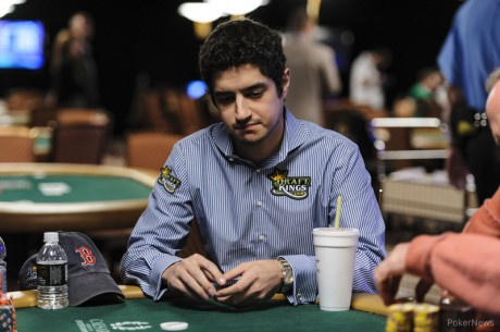 Interview: Jon Aguiar Leaves Poker for Daily Fantasy Sports