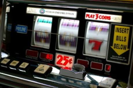 Доходы с игровых автоматов в Пеннсильвании...